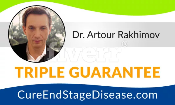 Reverse your end-stage disease